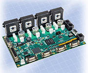 OFF-THE-SHELF MOTION CARD FIRST TO INTEGRATE HIGH PERFORMANCE AMPLIFIERS WITH FULL MOTION CONTROL PACKAGE